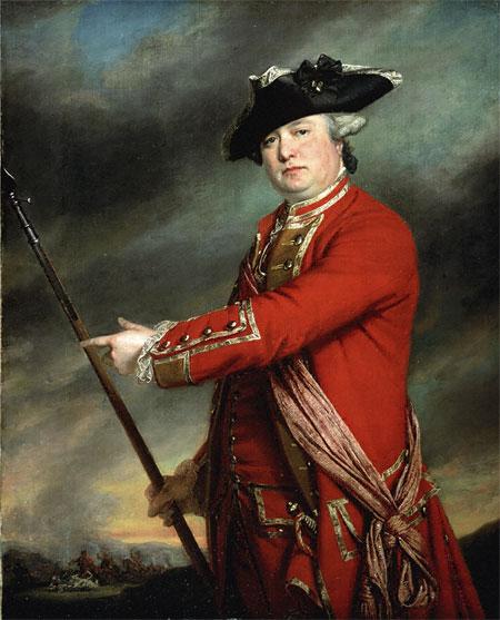 Portrait of Francis Smith.