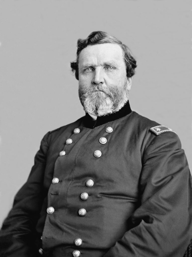 Photograph of George Henry Thomas.