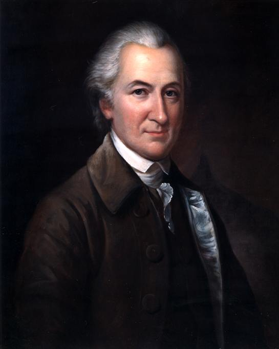 Portrait of John Dickinson.