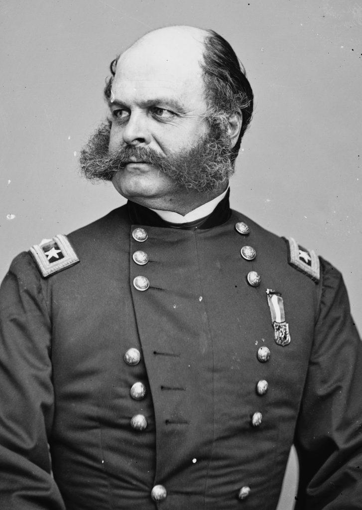 Ambrose Burnside, Portrait