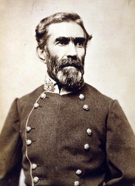 Braxton Bragg, Portrait