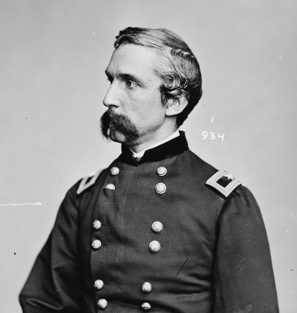 Joshua Lawrence Chamberlain, Portrait