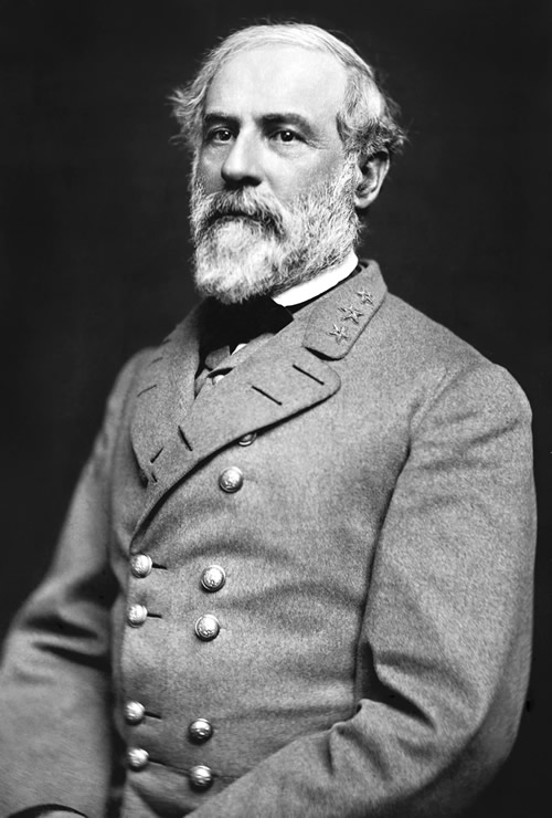 Robert E. Lee, Portrait