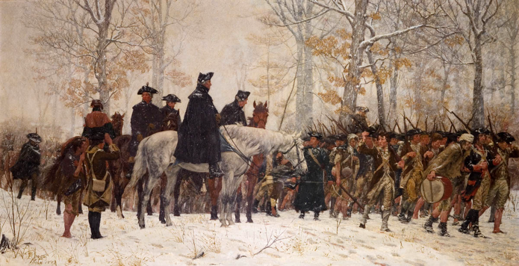march-to-valley-forge