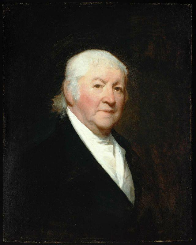 Portrait of Paul Revere.
