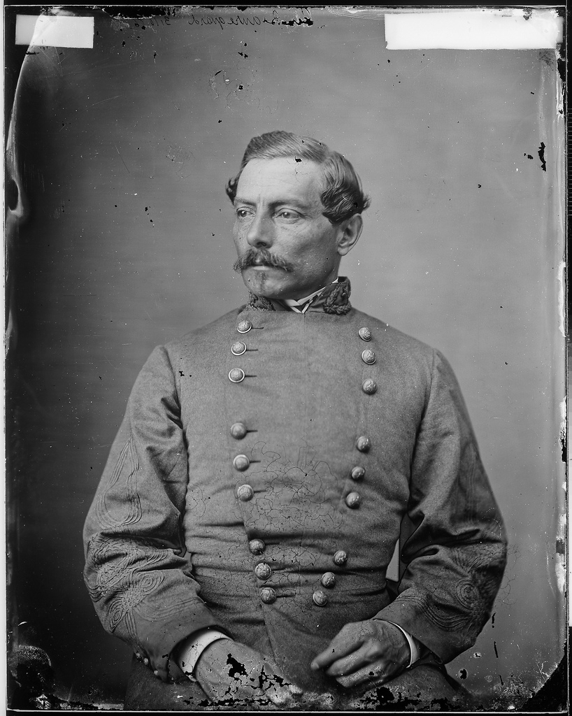 Portrait of P.G.T. Beauregard.