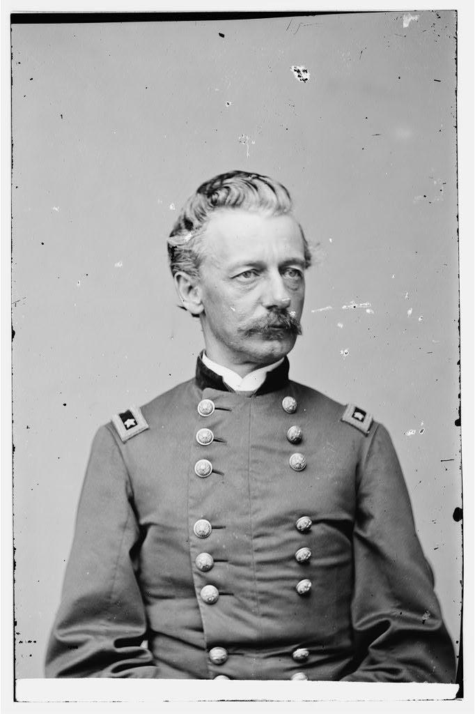 Portrait of Henry Slocum.