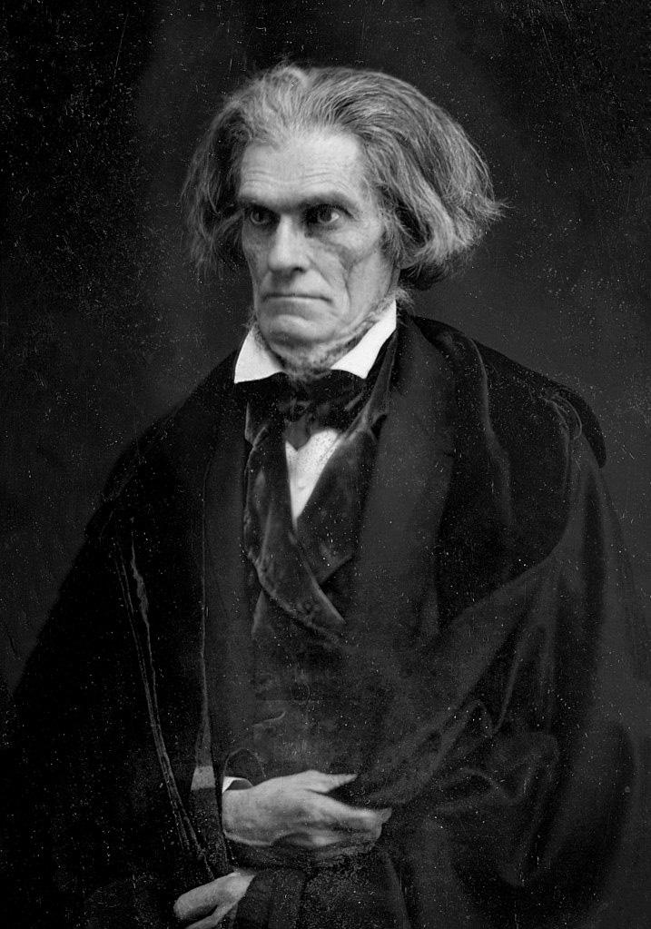 John C. Calhoun, Portrait