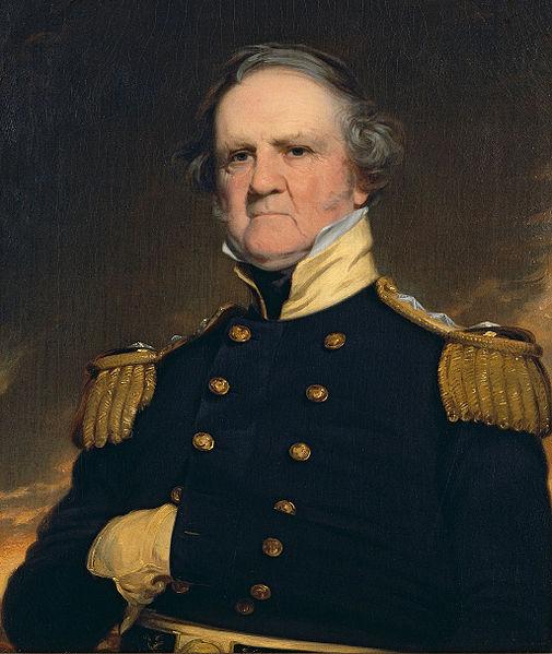 Portrait of General Winfield Scott