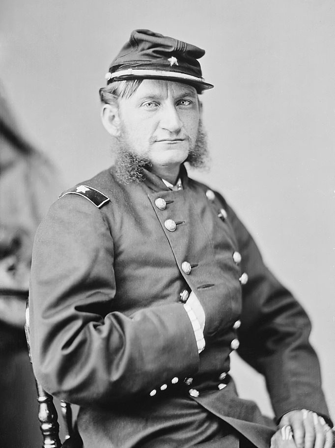 Hugh Judson Kilpatrick, Portrait