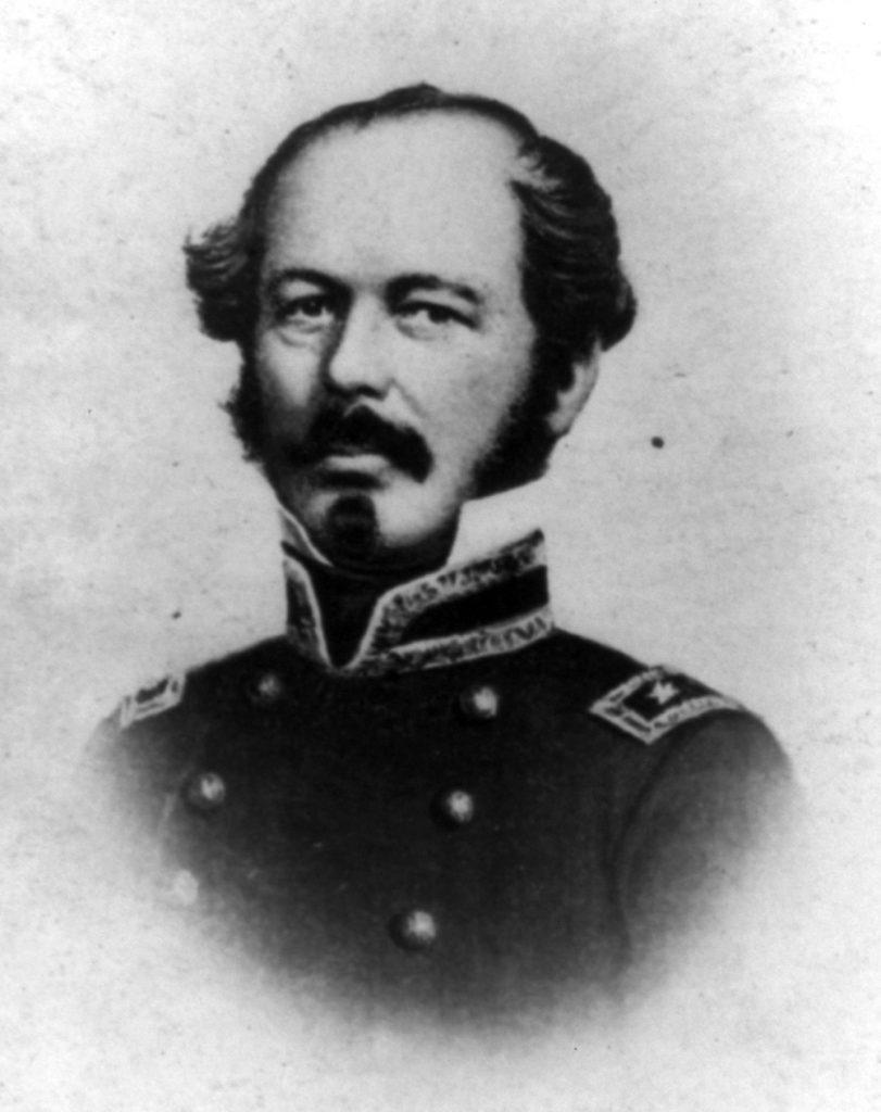 Joseph Johnston, Portrait