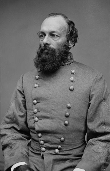 Portrait of Edmund Kirby Smith.