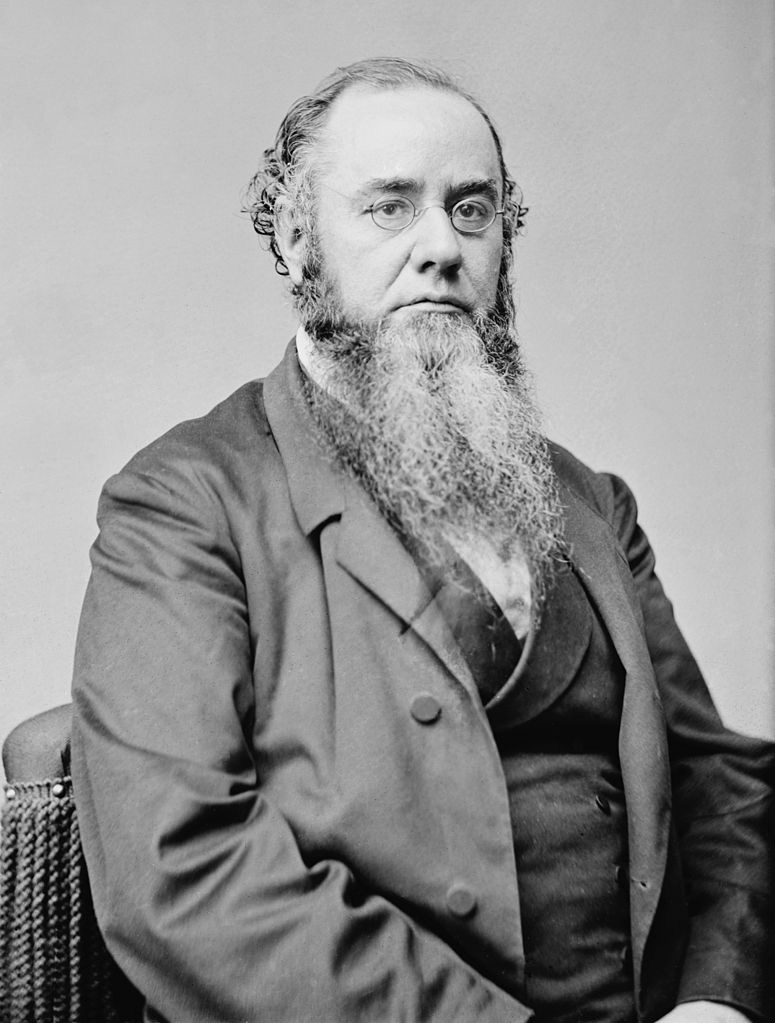 Edwin Stanton, Portrait