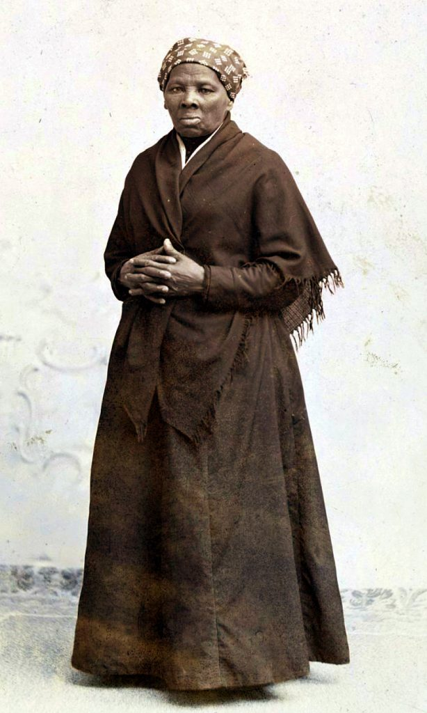 Harriet Tubman, Portrait