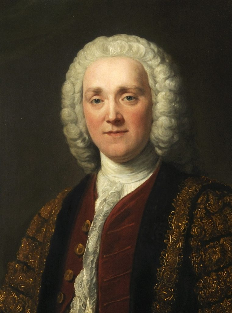 George Grenville, Portrait, by William Hoare