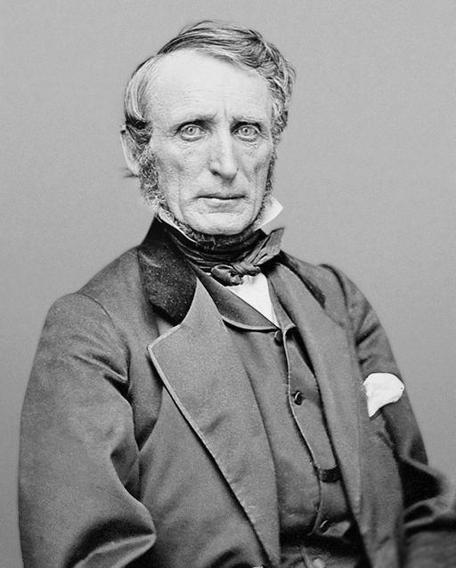 Portrait of John A. Bingham