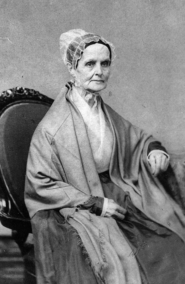Lucretia Mott, Portrait