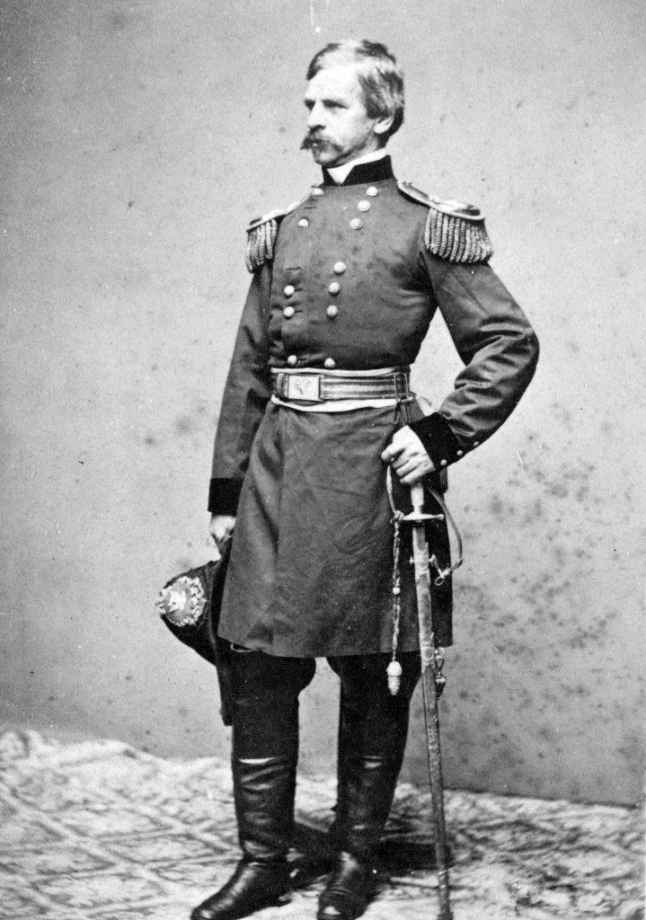 Portrait of Nathaniel P. Banks