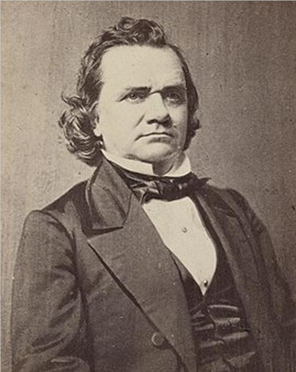 Stephen A. Douglas portrait