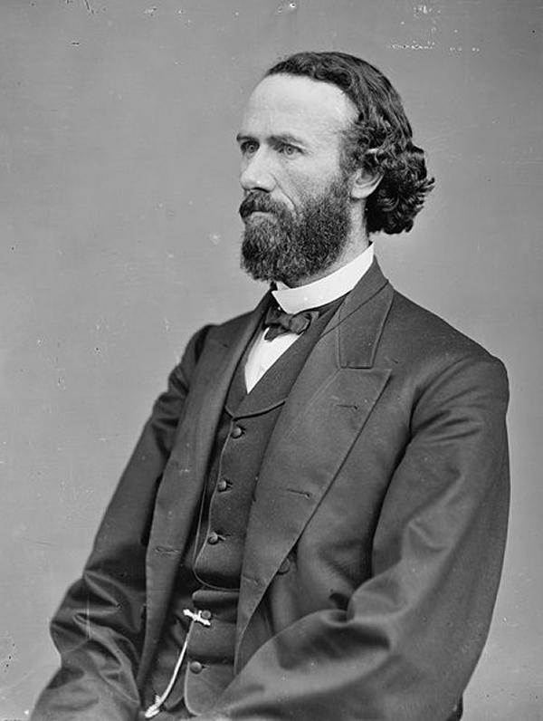 Portrait of John Henderson