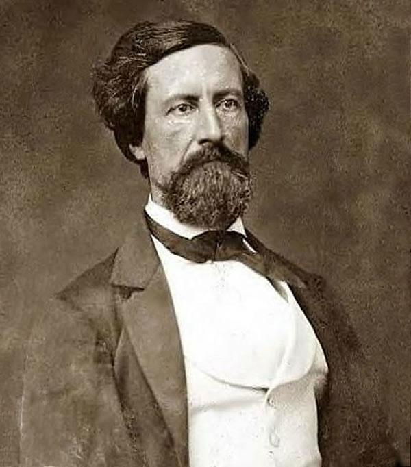 Portrait of John C. Pemberton