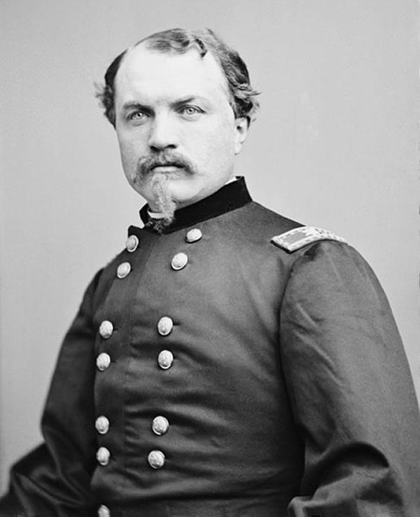 Portrait of William W. Averell