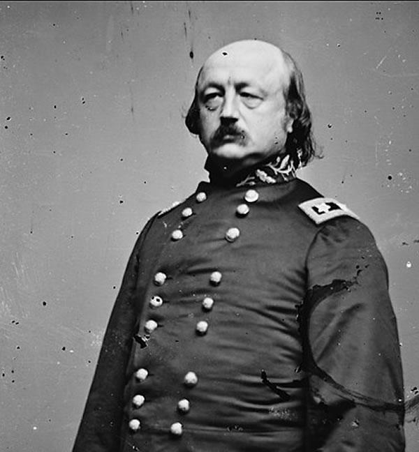 Benjamin F. Butler portrait