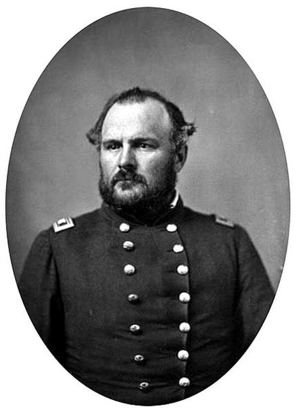 Portrait of John M. Chivington