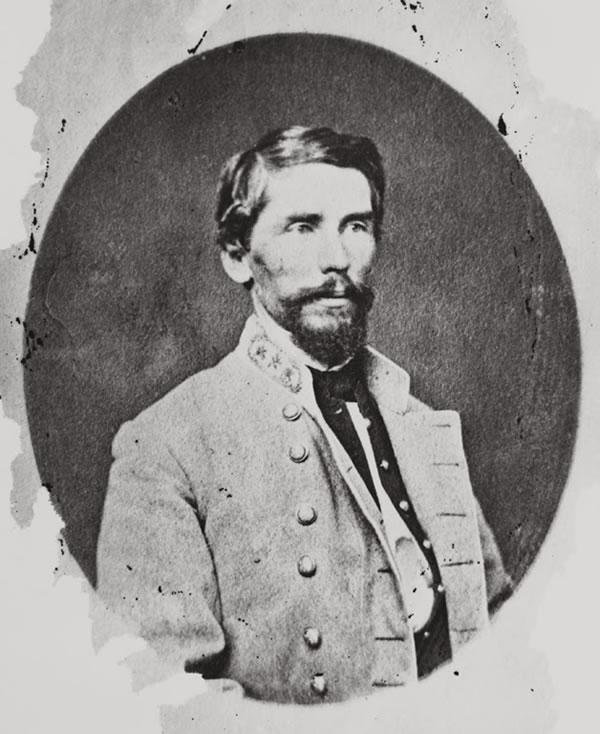 Portrait of Patrick Cleburne