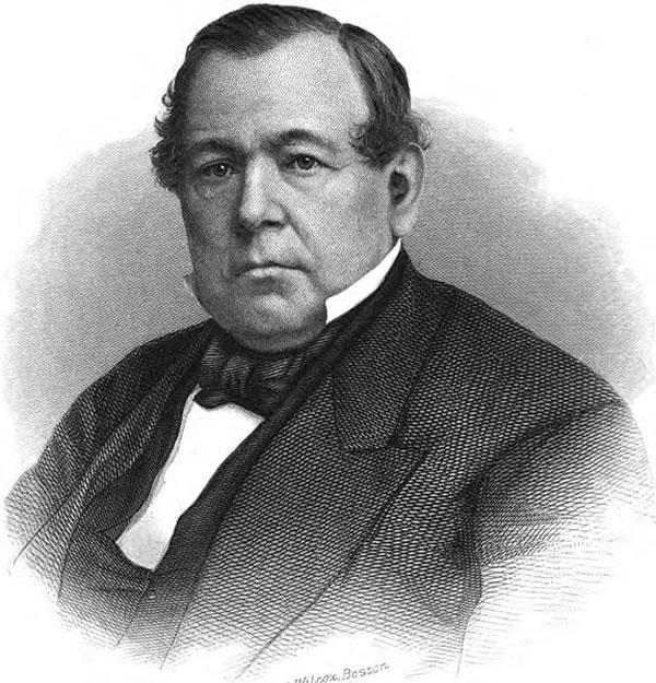 Portrait of Thomas Corwin