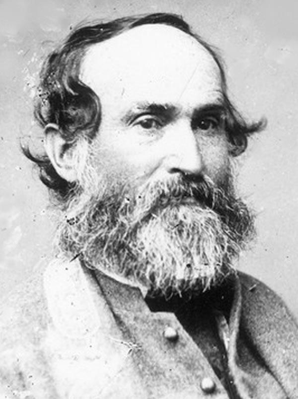 Portrait of Jubal A. Early