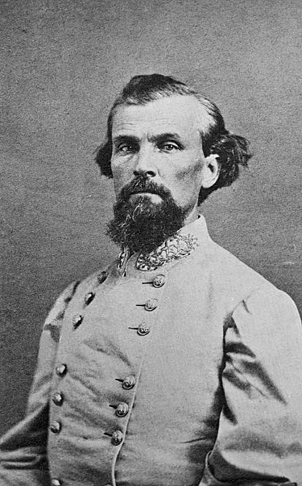 Portrait of Nathan Bedford Forrest