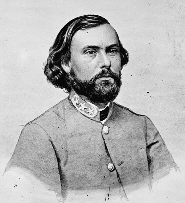 Portrait of John W. Frazer