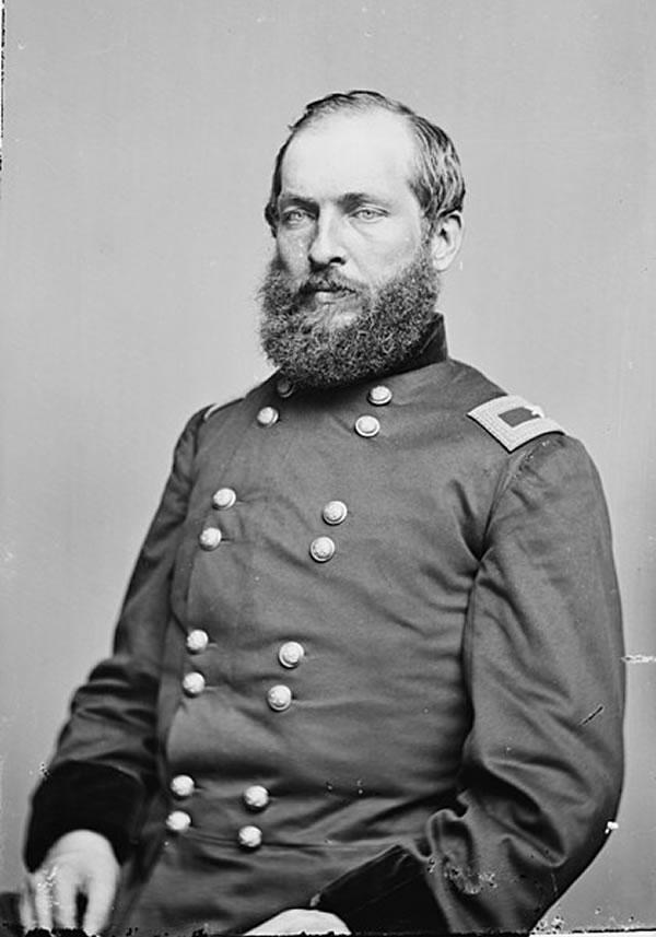 Portrait of James A. Garfield