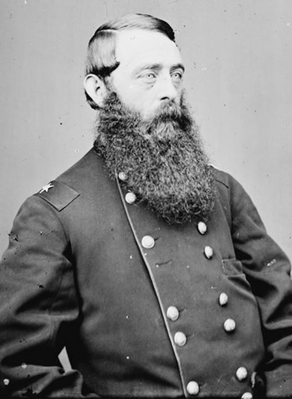 Portrait of David M. Gregg