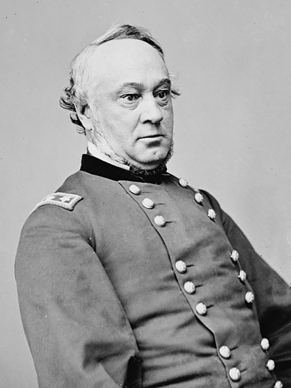 Portrait of Henry Halleck