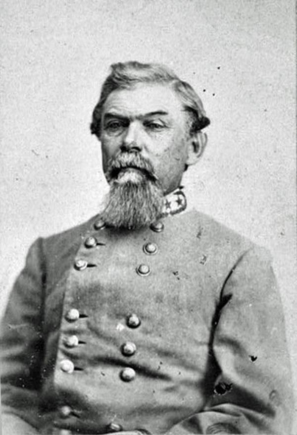 Portrait of William J. Hardee