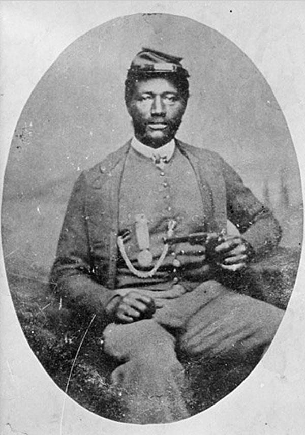 Portrait of James H. Harris