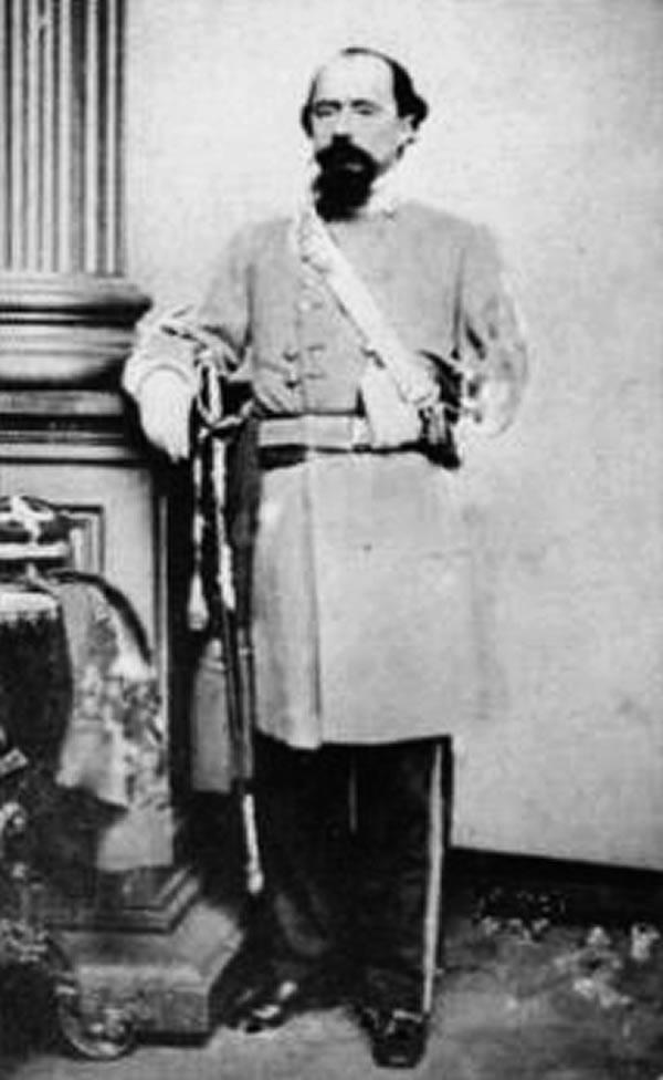 Portrait of William Loring