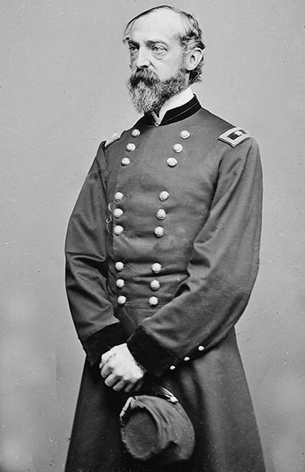 Portrait of George G. Meade