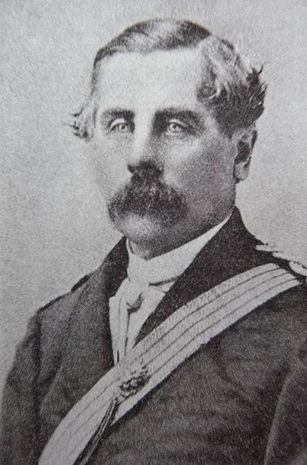 Thomas Francis Meagher portrait