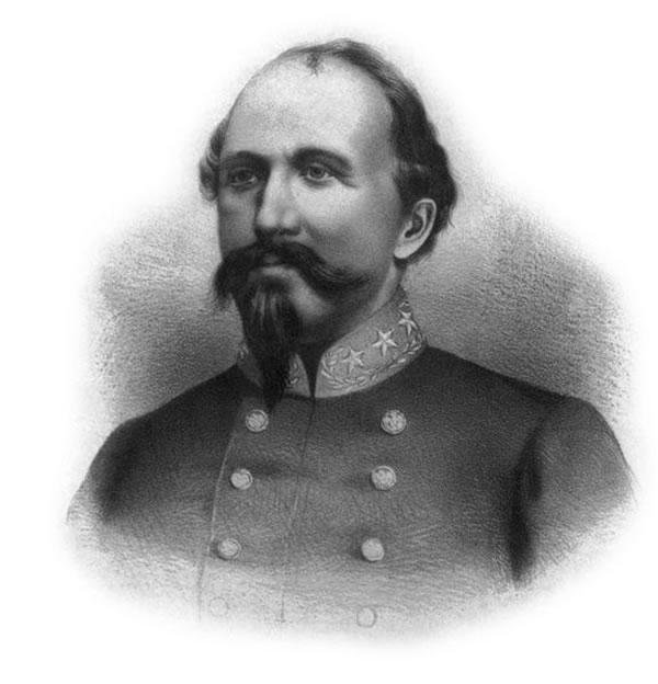 John Hunt Morgan portrait