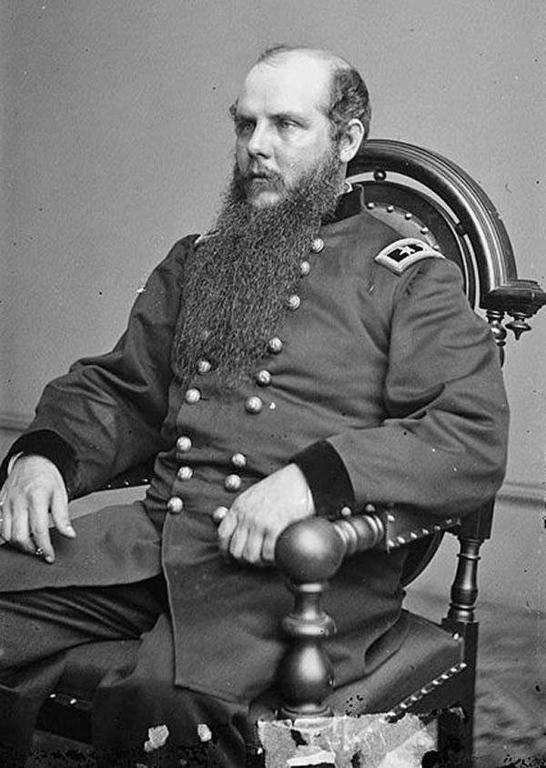 John M. Schofield portrait