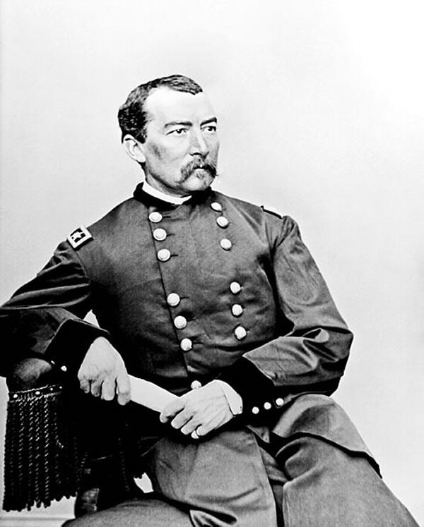 Portrait of Philip Sheridan