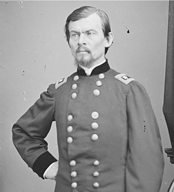 Portrait of Franz Sigel