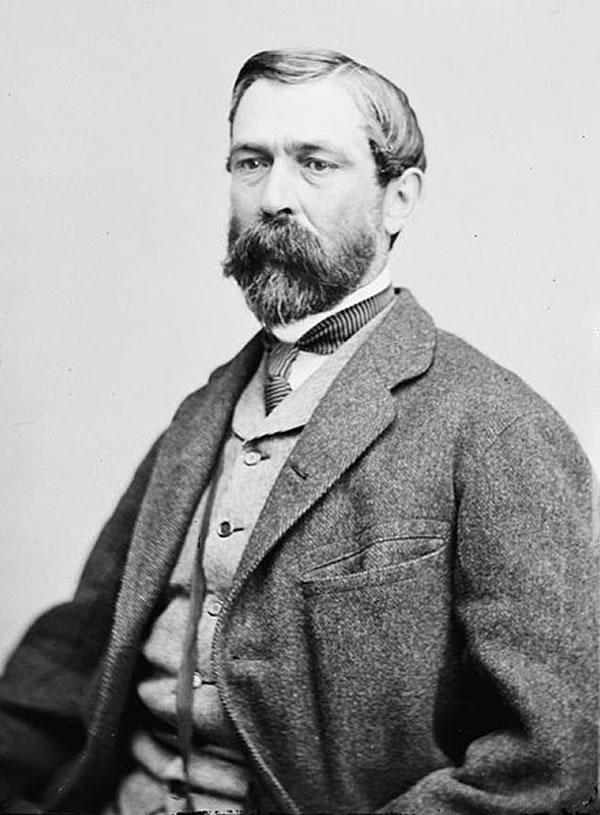 Portrait of Richard Taylor