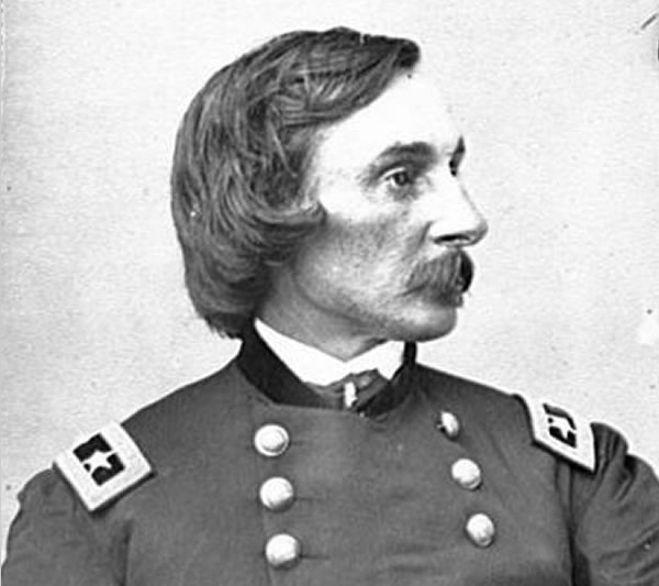 Portrait of Gouverneur K. Warren