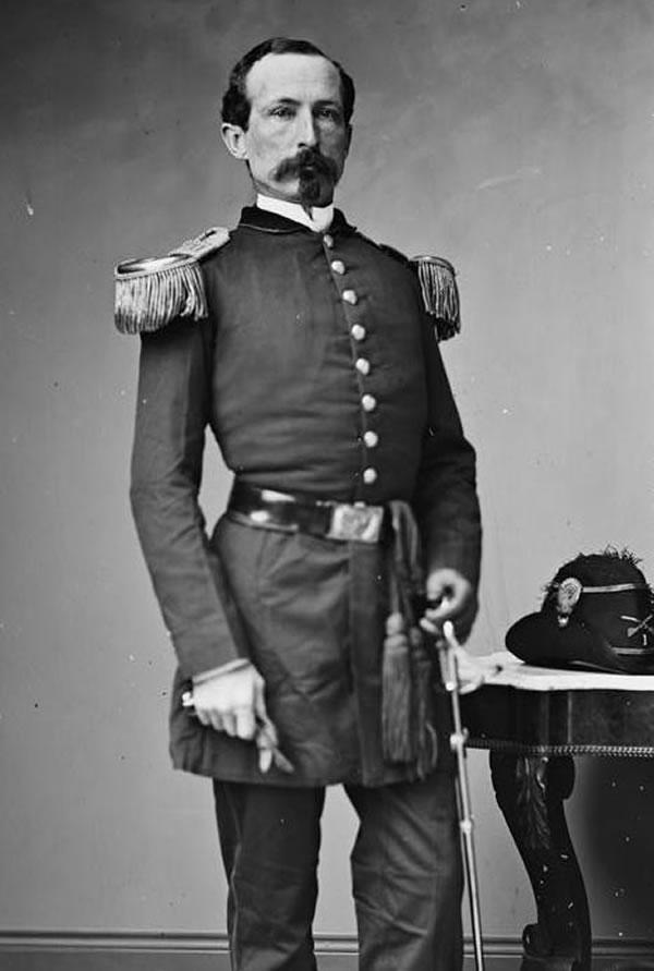 Portrait of Thomas J. Wood