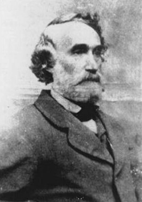 Portrait of Charles Clark