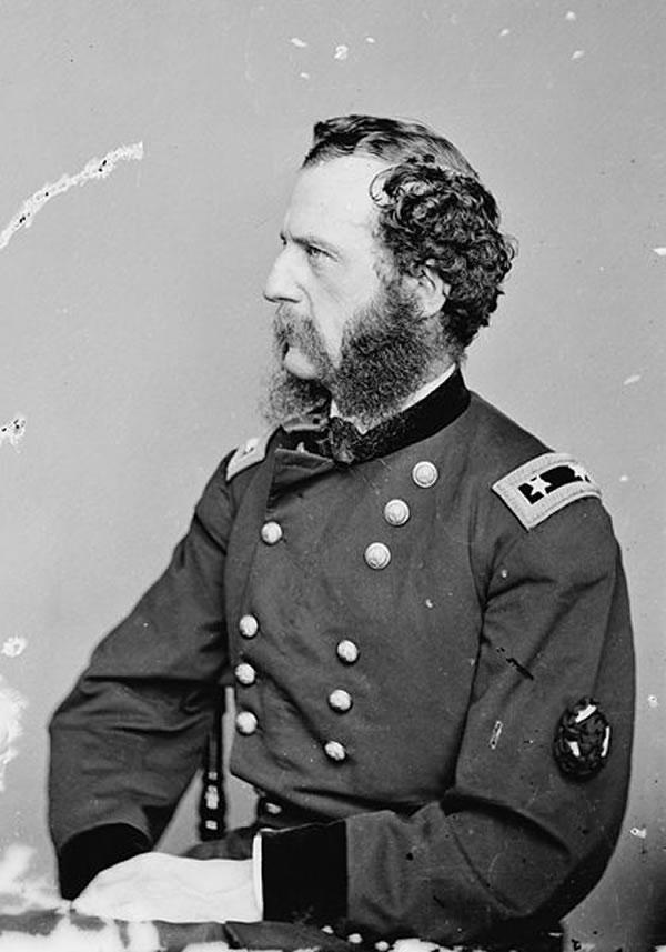Portrait of Samuel W. Crawford